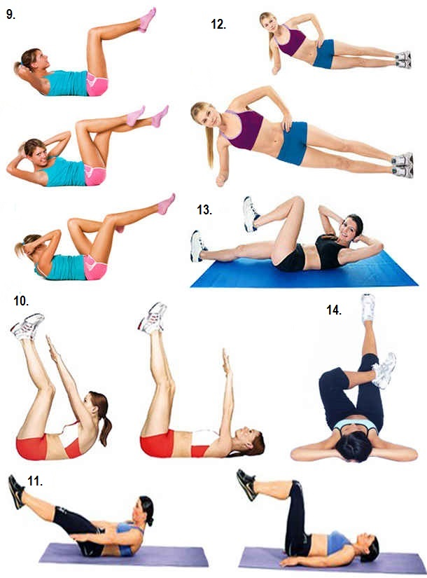 как быстро похудеть в ногах за неделю