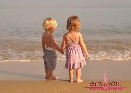 Поездка с детьми на море. В каком возрасте уже можно?